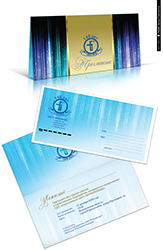 эксклюзивные конверты для деловых писем